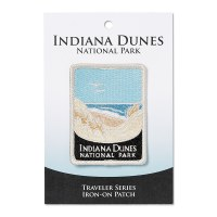 Indiana Dunes Traveler Patch