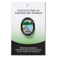 National Park of American Samoa Hiking Medallion