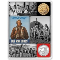 Tuskegee Airmen Magnet Mini Set