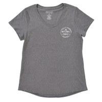 Passport Women's Gray T-Shirt