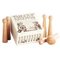 Tabletop Ninepins