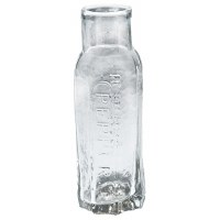 Clear Pepper Bottle