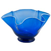 Cobalt Wave Bowl