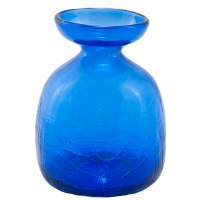 Cobalt Glass Bulb Forcer
