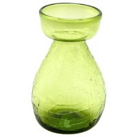 Green Glass Bulb Forcer
