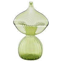 Jack-in-Pulpit Vase (Green)