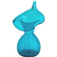 Jack-in-Pulpit Vase (Teal)