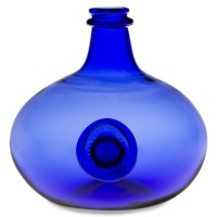 Commemorative Glass Onion Bottle