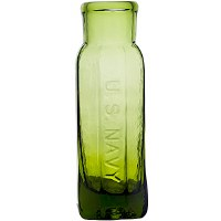 Green Mustard Bottle