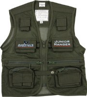 America's National Parks Junior Ranger Vest