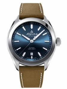 Alpina Alpiner Quartz Watch 42mm Model AL-240NS4E6B