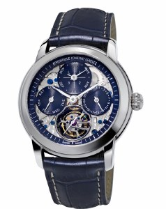 Frederique Constant Classic Tourbillon Perpetual Calendar Manufacture 42mm Watch Model FC-975N4H6