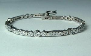 Diamond Bracelet 2.00cttw