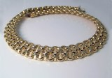 Necklace 14kt Yellow Gold 14mm