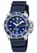 Luminox Scott Cassell 500 Deep Dive Automatic Watch Model 1523