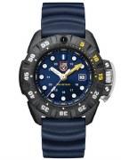 Luminox Scott Cassel Deep Dive Watch Model 1553  44mm