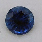 Blue Sapphire 1.04 ct rd br