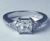 Diamond Ring 1.36cttw 14kt