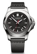 Victorinox Swiss Army INOX Leather Watch 241737.1