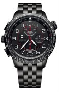 Victorinox Swiss Army Airboss Mach 9 Mechanical  Watch 241742 45mm