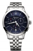 Victorinox Swiss Army Alliance Chronograph Watch 241746E 44mm