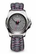 Victorinox Swiss Army INOX Gray Paracord Watch 241771