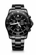 Victorinox Swiss Army Maverick Black Edition 43mm Watch 241797