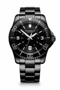 Victorinox Swiss Army Maverick Black Edition 43mm Watch 241798