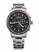 Victorinox Swiss Army Alliance Sport Watch Model 241816 43mm