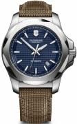 Victorinox Swiss Army INOX Mechanical Watch Model 341834 43mm