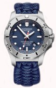 Victorinox Swiss Army INOX Pro Diver Watch Model 241843 45mm