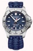 Victorinox Swiss Army INOX Pro Diver Watch Model 241843 45mm