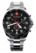 Victorinox Swiss Army FieldForce Chronograph Model 241855 42Emm