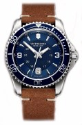 Victorinox Swiss Army Maverick Watch Model 241863 43mm