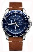 Victorinox Swiss Army Maverick Watch Model 241865 43mm