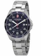 Victorinox Swiss Army FieldForce GMT Watch Model 241896