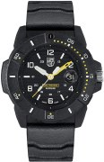 Luminox Navy Seal Magnifying Glass Watch Model 3601