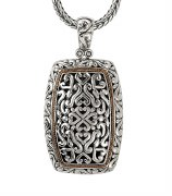 Eleganza Sterling Silver Pendant model 741173