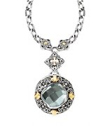 Eleganza Sterling Silver Pendant model 750142