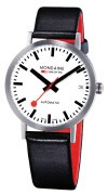 Mondaine Classic Automatic Watch A128.30008.16SBB