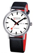 Mondaine Classic Automatic Watch A132.30359.16SBB