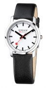 Mondaine Simply Elegant 36mm Watch A400.30351.11SBB