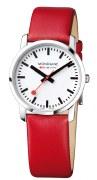Mondaine Simply Elegant 36mm Watch A400.30351.11SBC
