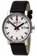 Mondaine Evo Big Date Watch Model A627.30303.11SBB