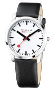 A Mondaine Simply Elegant 41mm Watch A638.30350.11SBB