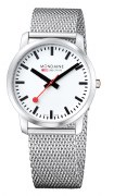 Mondaine Simply Elegant 41mm Watch  A638.30350.16SBM