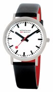 A Mondaine Classic Brushed Watch  A660.30314.16SBB