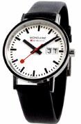 Mondaine Classic Big Date Watch A669.30008.11SBO