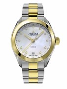 Alpina Comtesse Watch 34mm Model Al-240MPWD2C3B