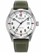 Alpina Startimer Pilot Quartz Watch Model AL-240S46